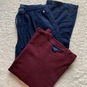 Men's Polo Ralph Lauren Sleepwear set